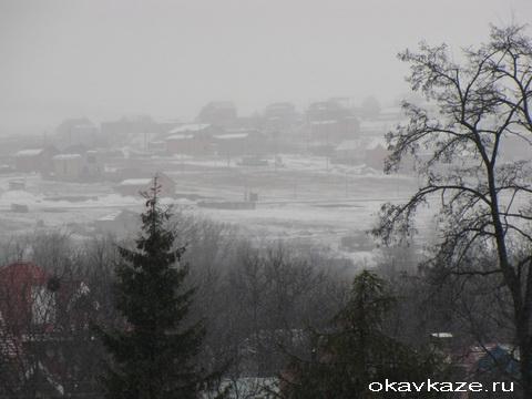 весна в Пятигорске